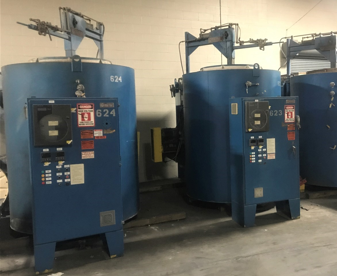 Casting & Foundry Equipment Online Auction In Sidney, OH