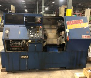 Postponed – (Day 1) Machine Shop Online Auction In Indianapolis, IN