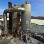 Donaldson Torrit Baghouse Filtration System Online Auction In Bedford, IN