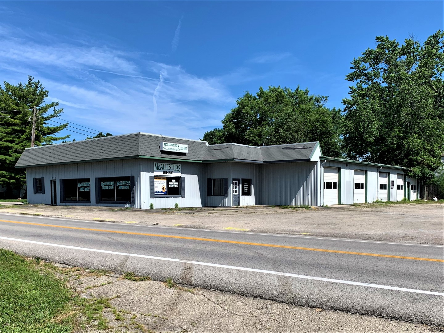 Automotive Facility Real Estate Auction In LaGrange, KY