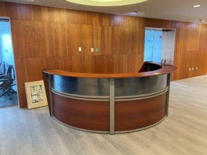 Salesforce Tower Suite Furnishings Online Auction In Indianapolis, IN
