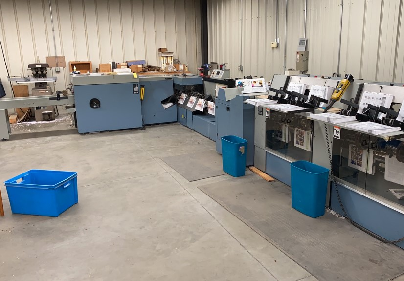 Digital Printing Inc Online Auction In Madison, IN