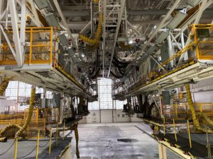 IAA Decommissioned Hangers Scrap Online Auction In Indianapolis, IN