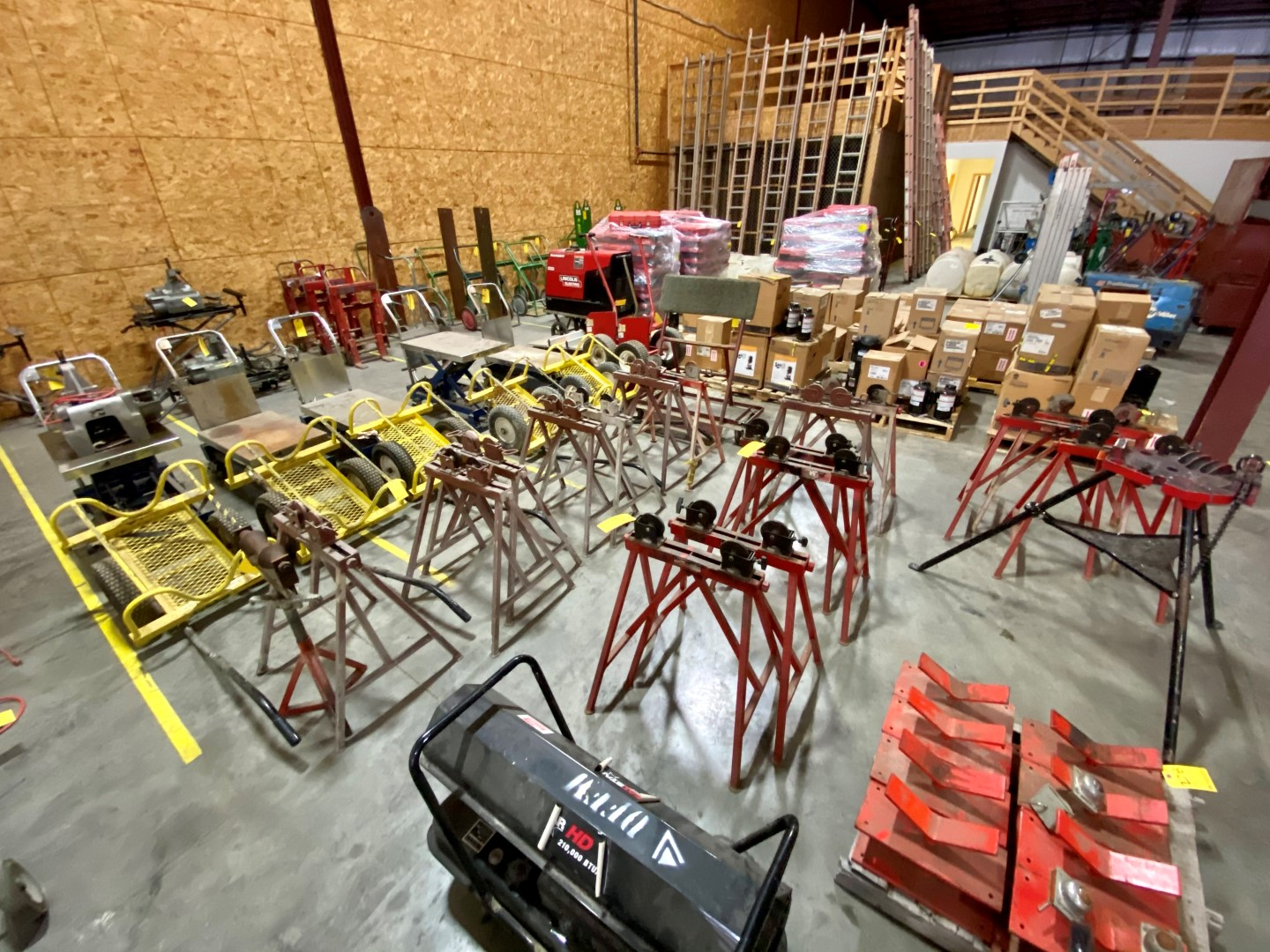 DEEM Excess Mechanical & Electrical Equipment Online Auction In Indianapolis, IN