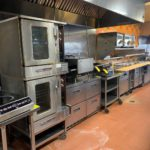 Restaurant Equipment & Seating Online Auction In Indianapolis, IN