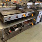 Restaurant Equipment, Pans & Espresso Machines Online Auction
