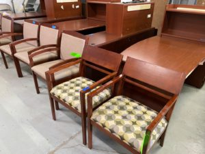 Office Furniture & Equipment Online Auction In Indianapolis, IN