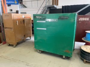 Excess DEEM Contractor Equipment & Supplies Online Auction In Indianapolis, IN