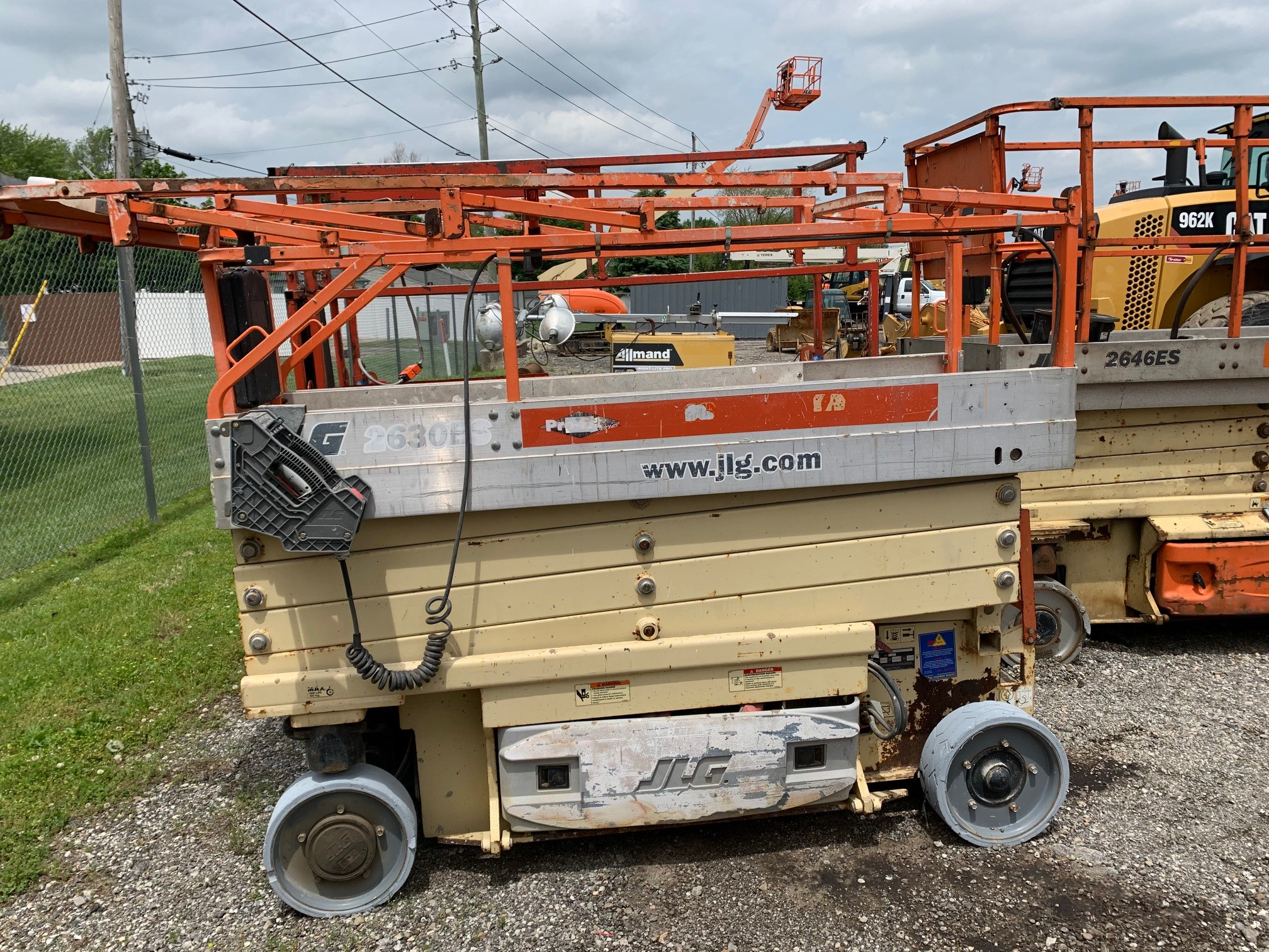 Patriot Electric Online Auction In Avon, IN