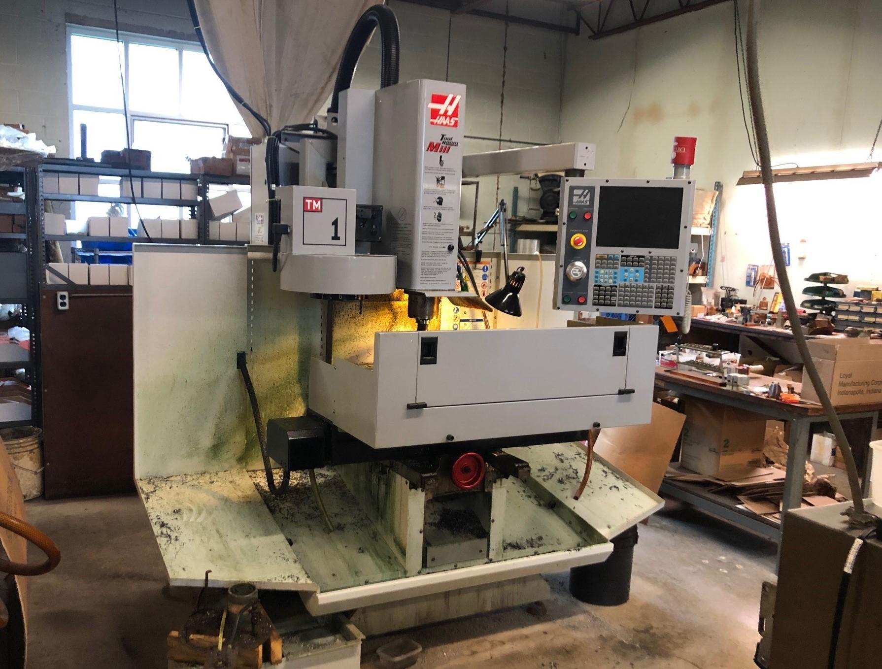Emquip Surplus Machines & Equipment Online Auction In Indianapolis, IN