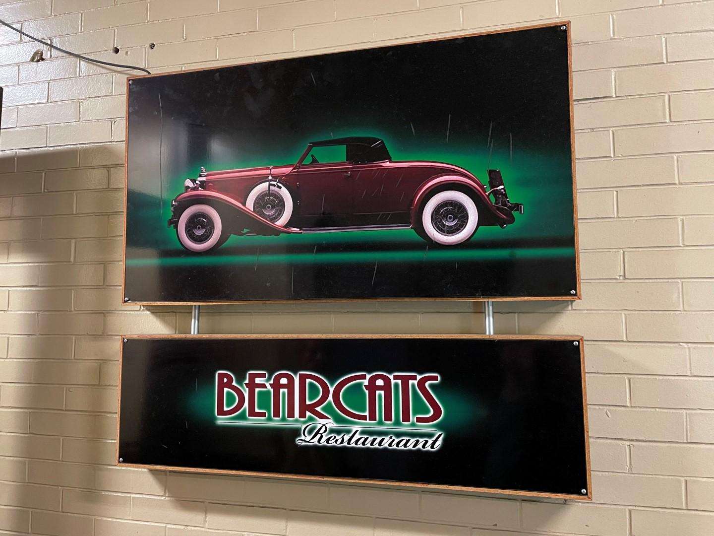 Bearcats Restaurant & Bar Online Auction