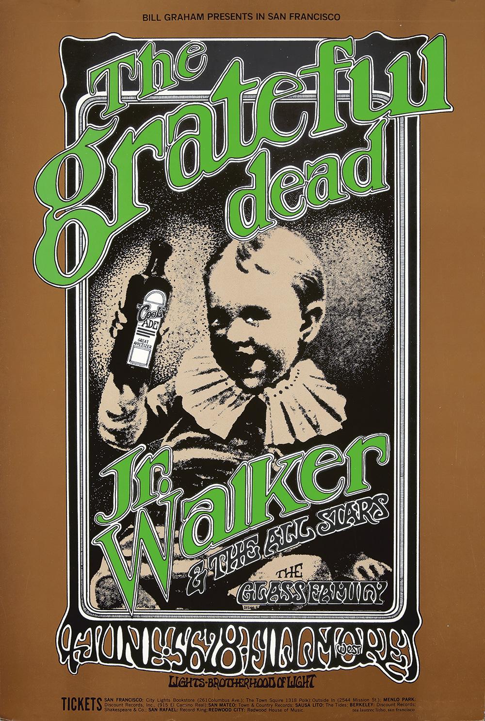 142. Grateful Dead / Jr. Walker. 1969.