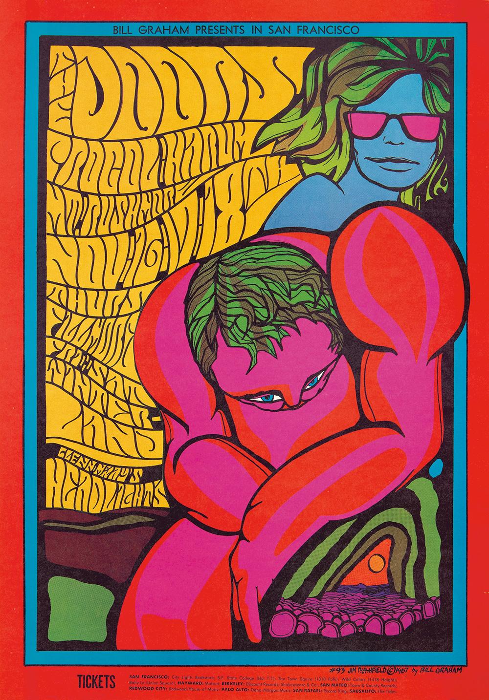 137. The Doors / Procol Harum. 1967.