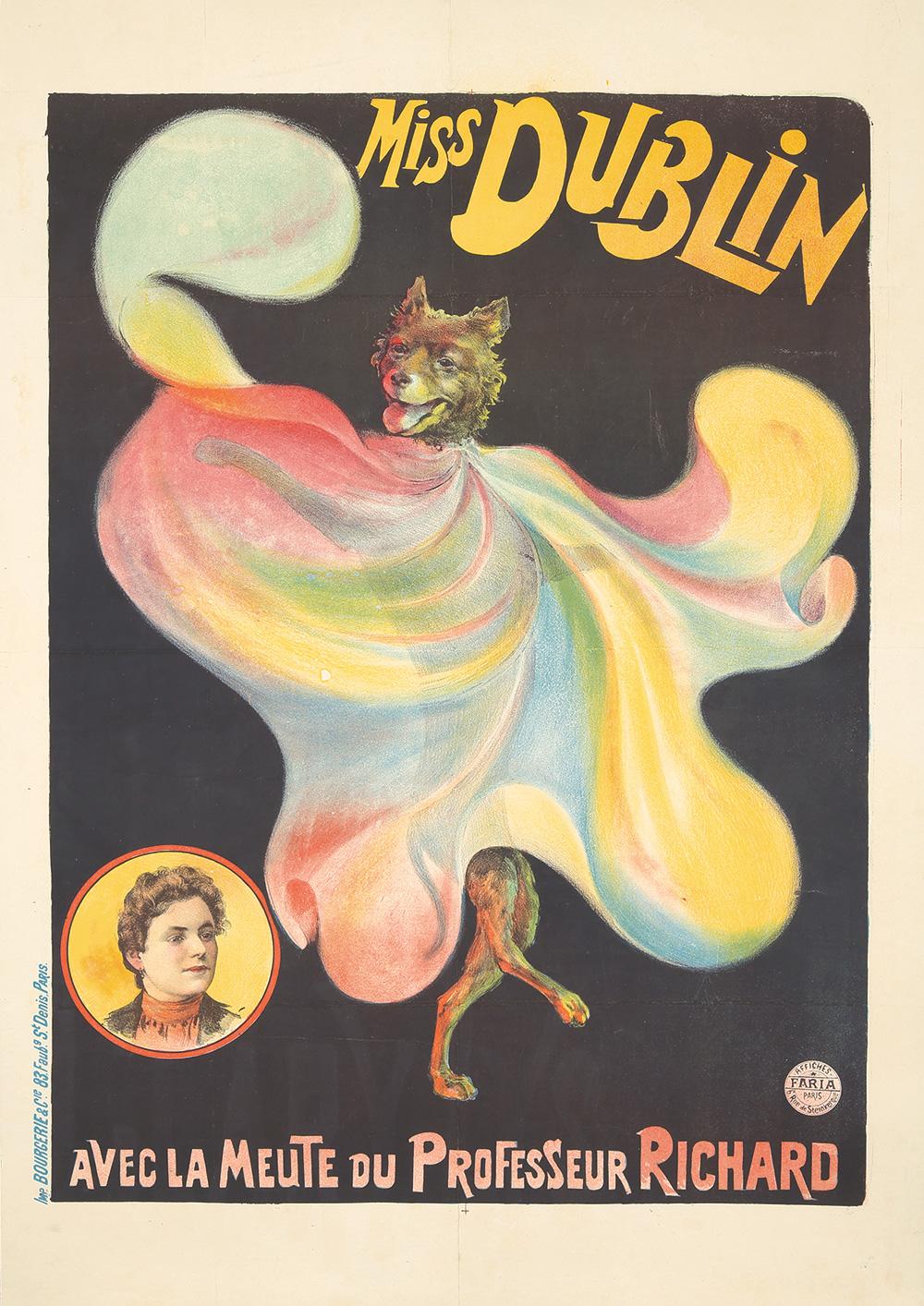 112. Miss Dublin. ca. 1890s.