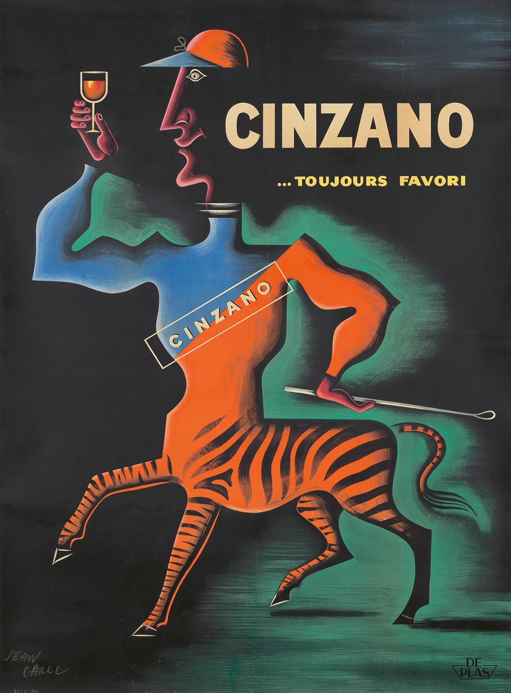 239. Cinzano. 1950.
