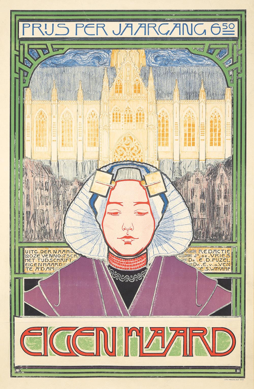 413. Eigen Haard. 1898.