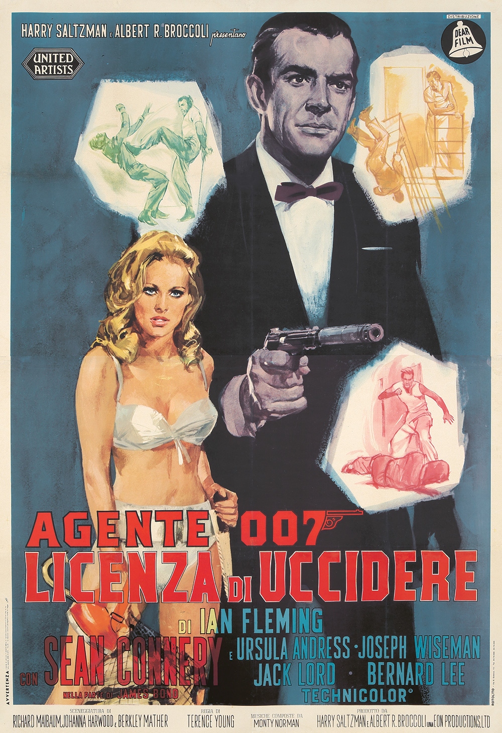 146. James Bond / Licenza di Uccidere.