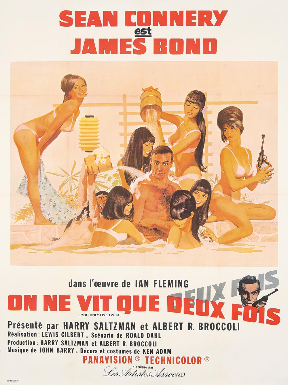 150. Bond / Vit Que Deux Fois.