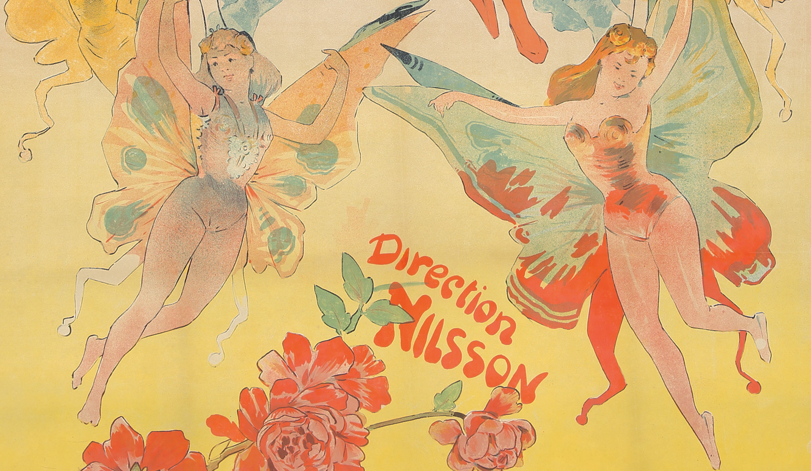 Harry Nilsson, Aerial Ballet, And The Dance Of Time