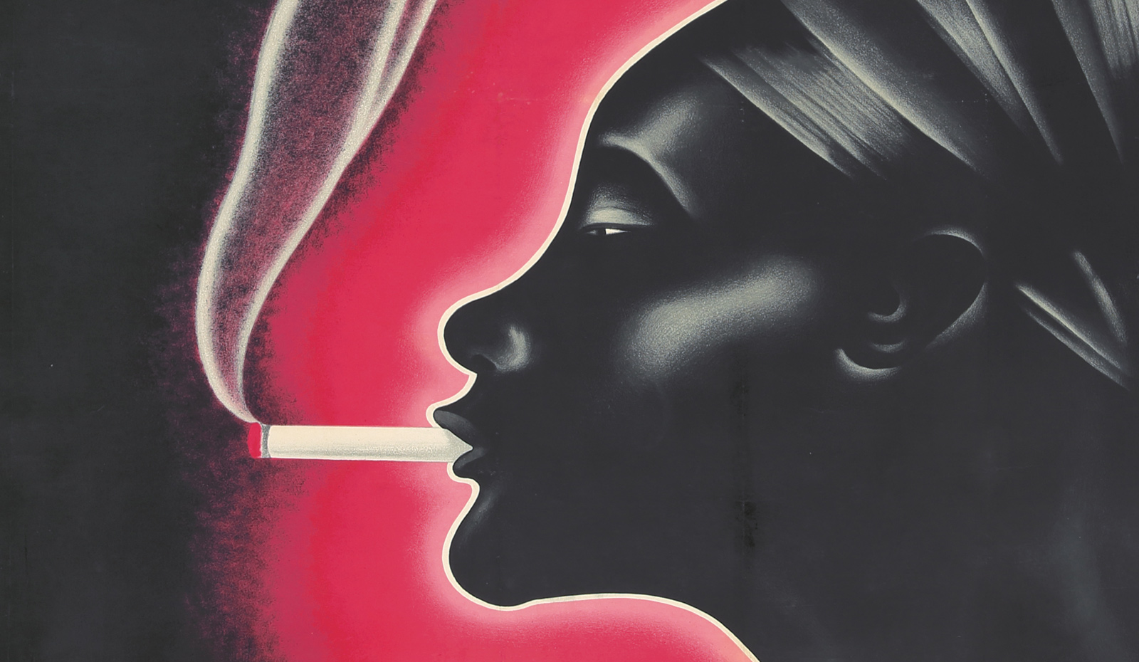 Smoke Break: Cigarette Posters From The Art Deco Period