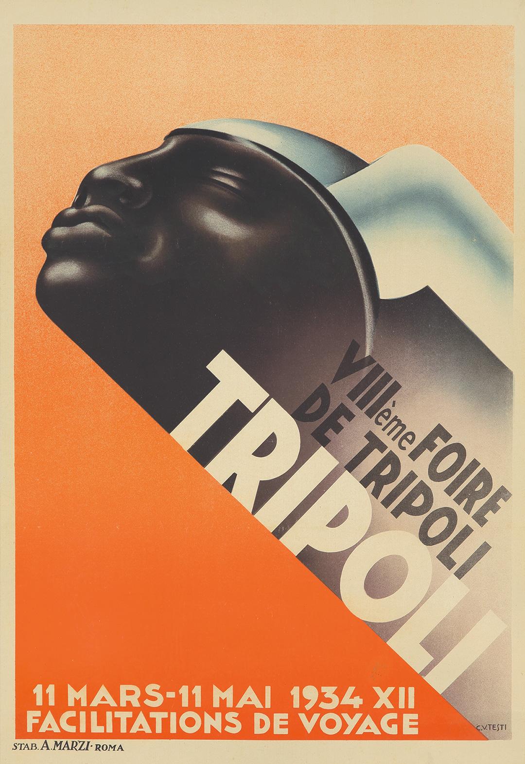 33. Tripoli. 1934.