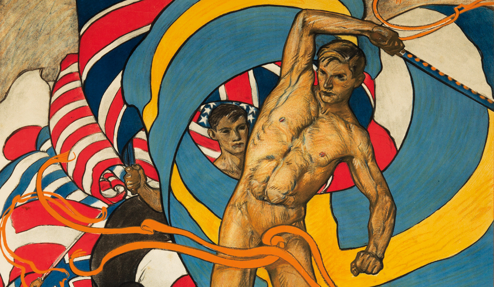 Poster Art Of The Summer Olympics