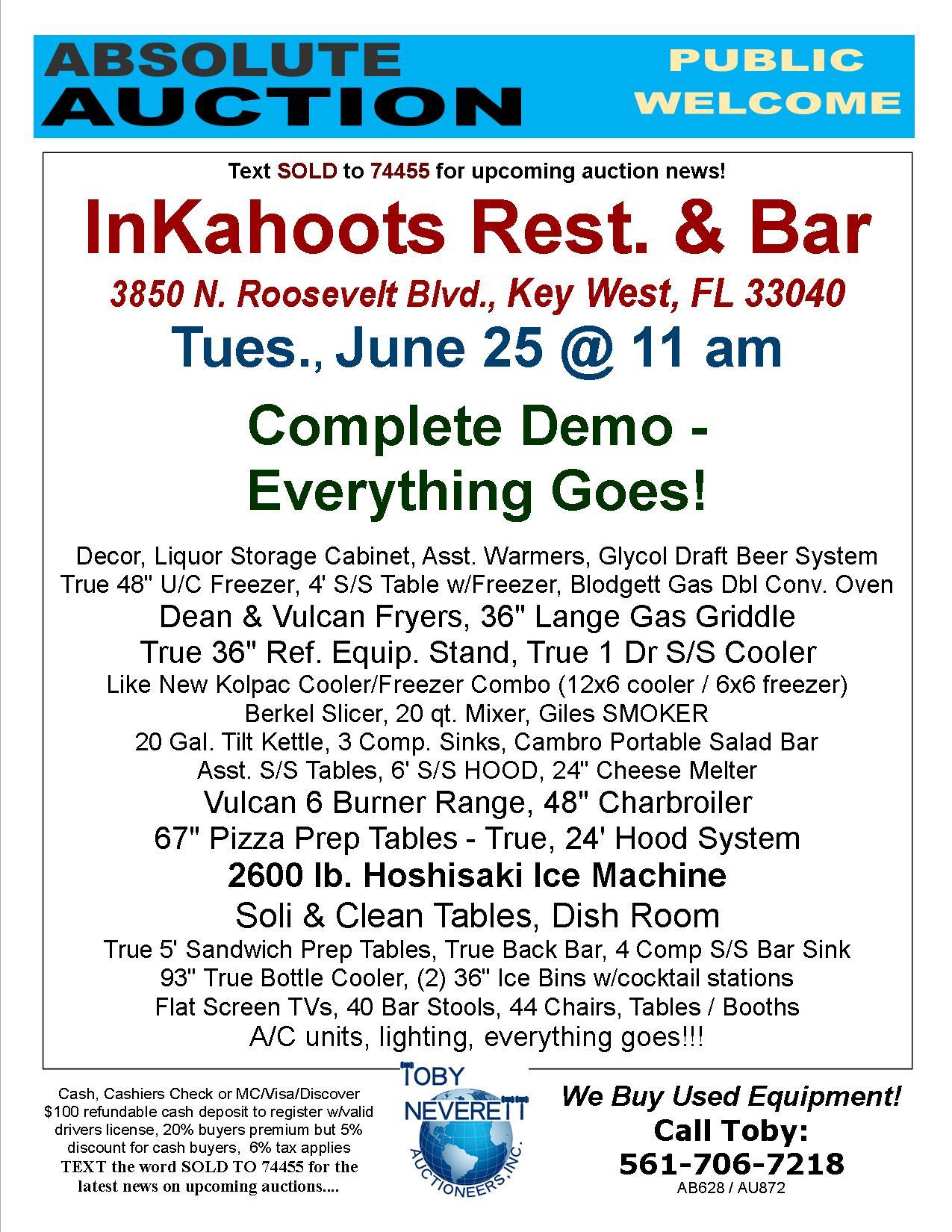 Flyer Inkahoots