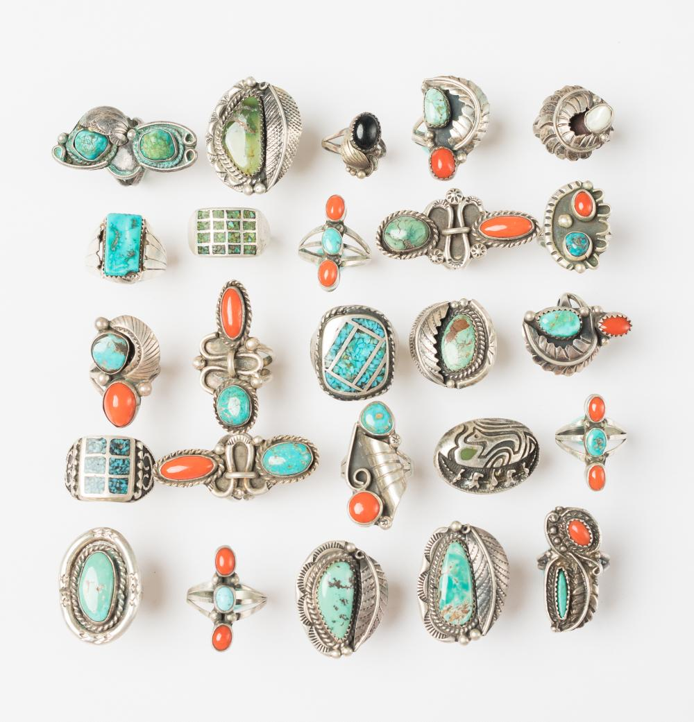 Old Pawn Native American Jewelry Collection Estate – Saturday, September 1