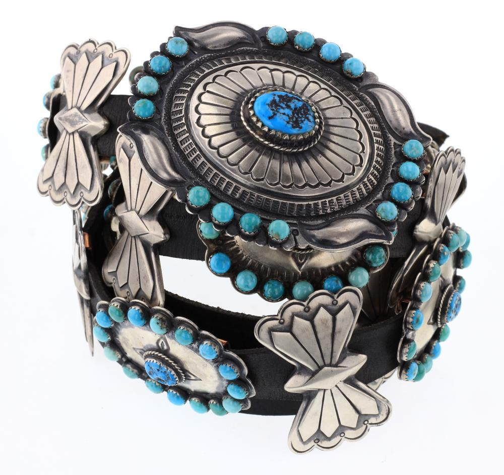Contemporary, Old Pawn & Vintage Native American Jewelry Collection Estate: Online Only Saturday, March 2