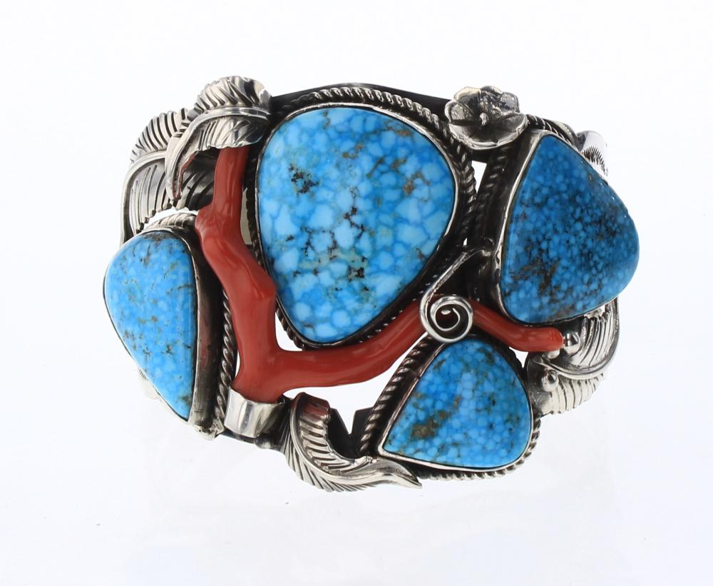 Collection Old Pawn & Vintage Native American Jewelry Collection Estate: Saturday, May 4