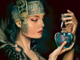 Exotic Perfume Bottles