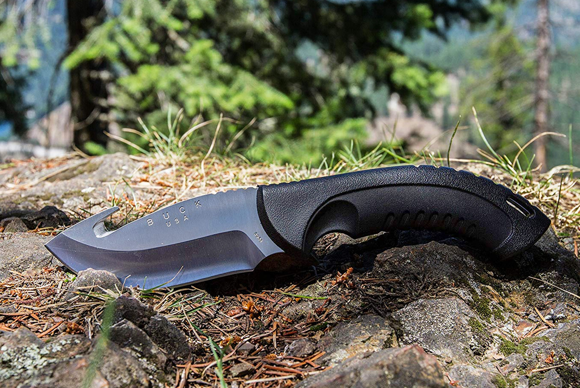Knives And The Outdoors