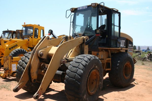 CAT 924G (Stripping For Spares)