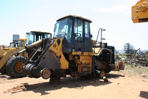 CAT 966H (Stripping For Spares)