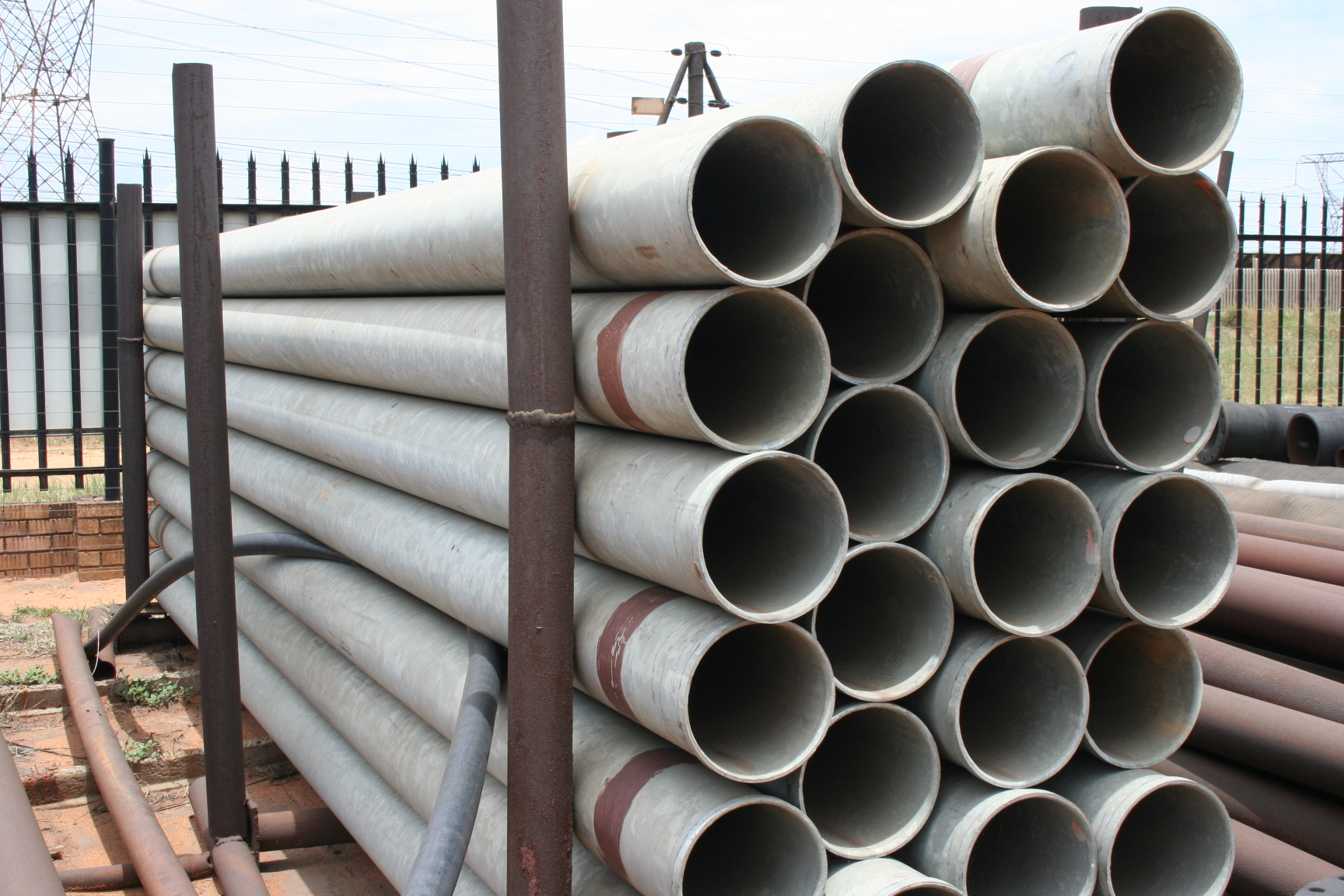 Galvanized Victaulic Pipes 200 Mm