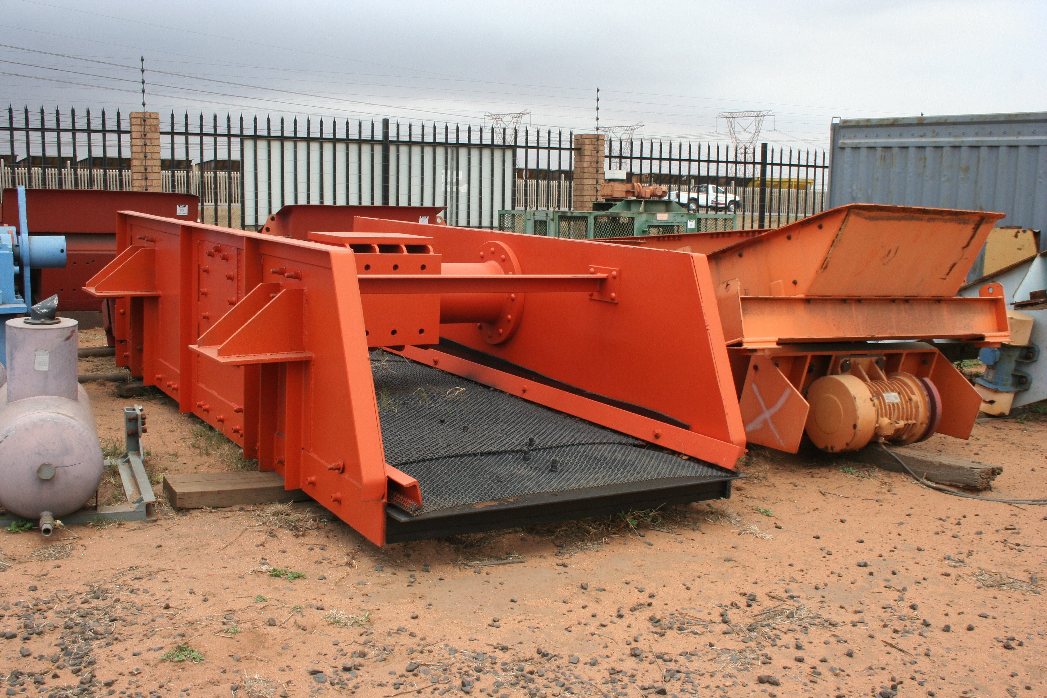 Various Vibramech Screens PF-25-15