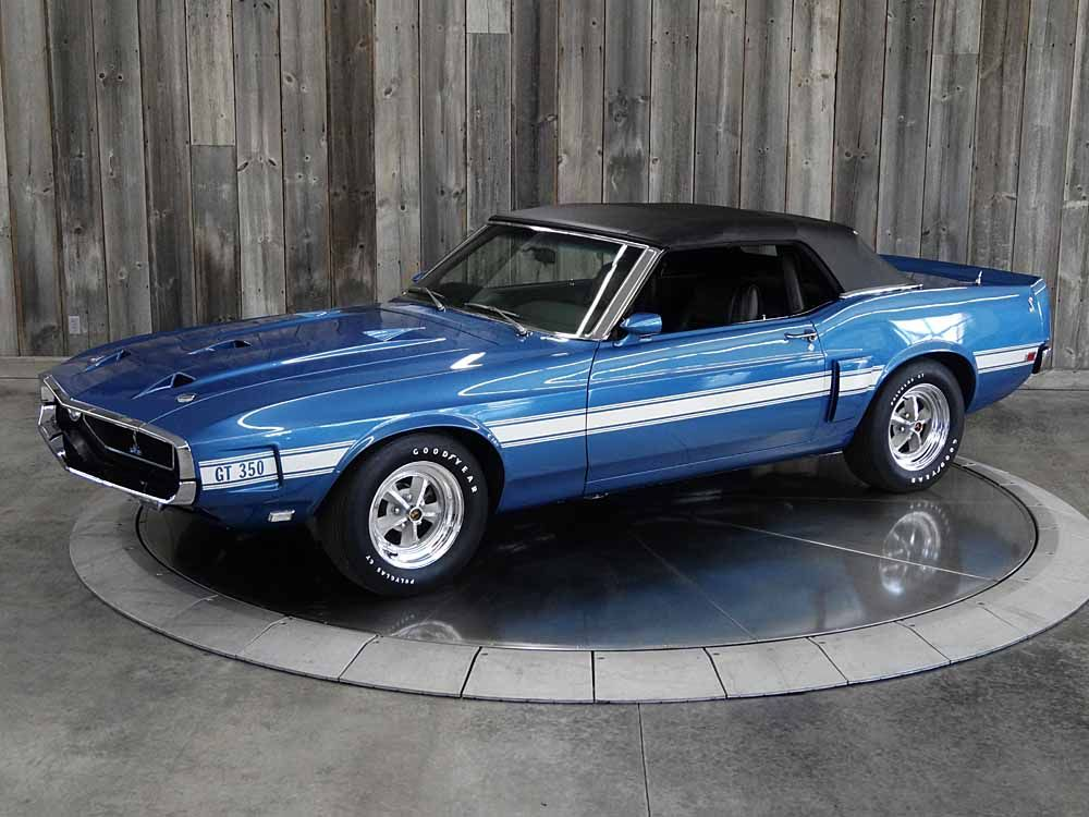 1969 Shelby GT350 Convertible