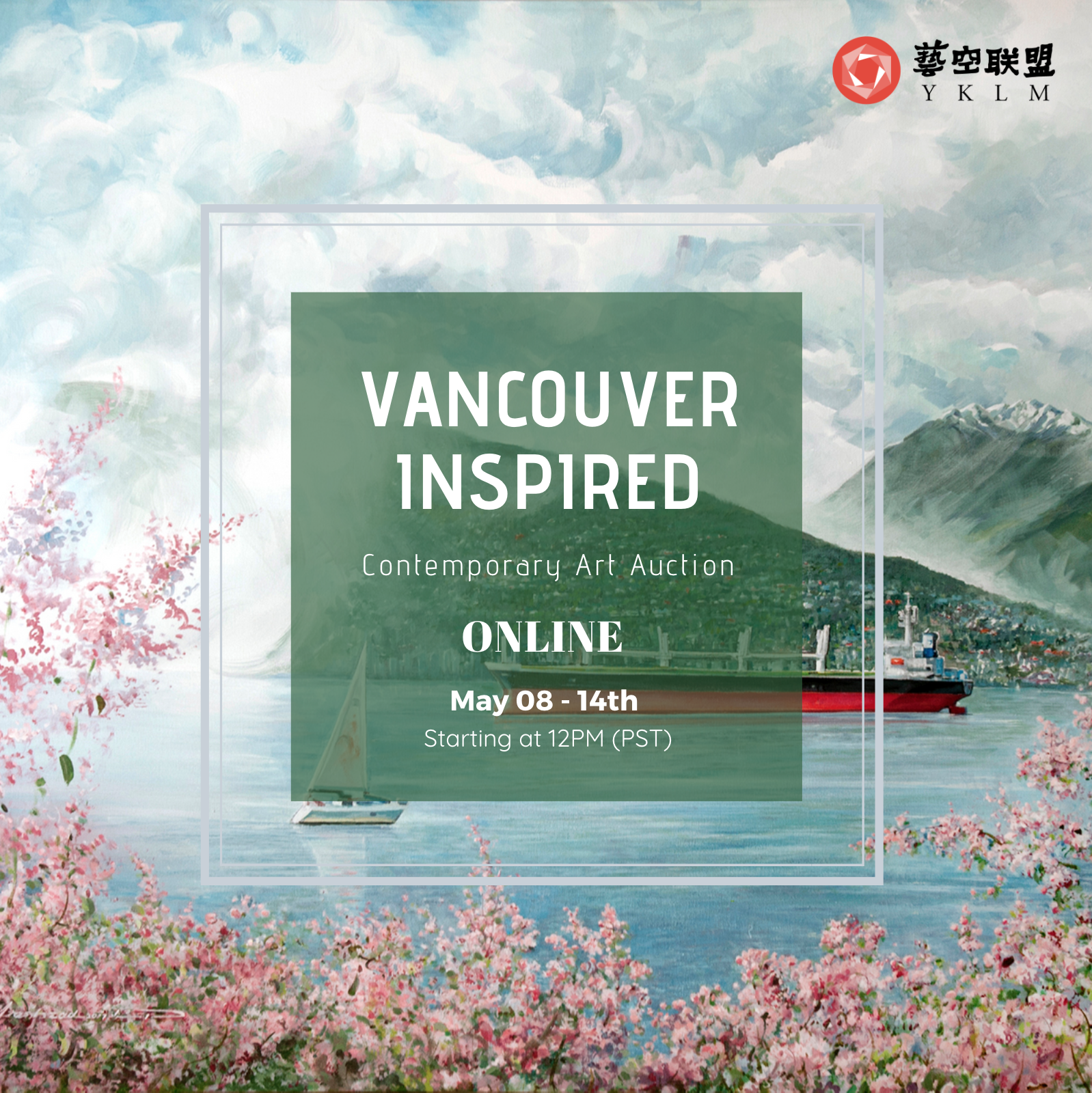 Vancouver Inspired – Contemporary Auction