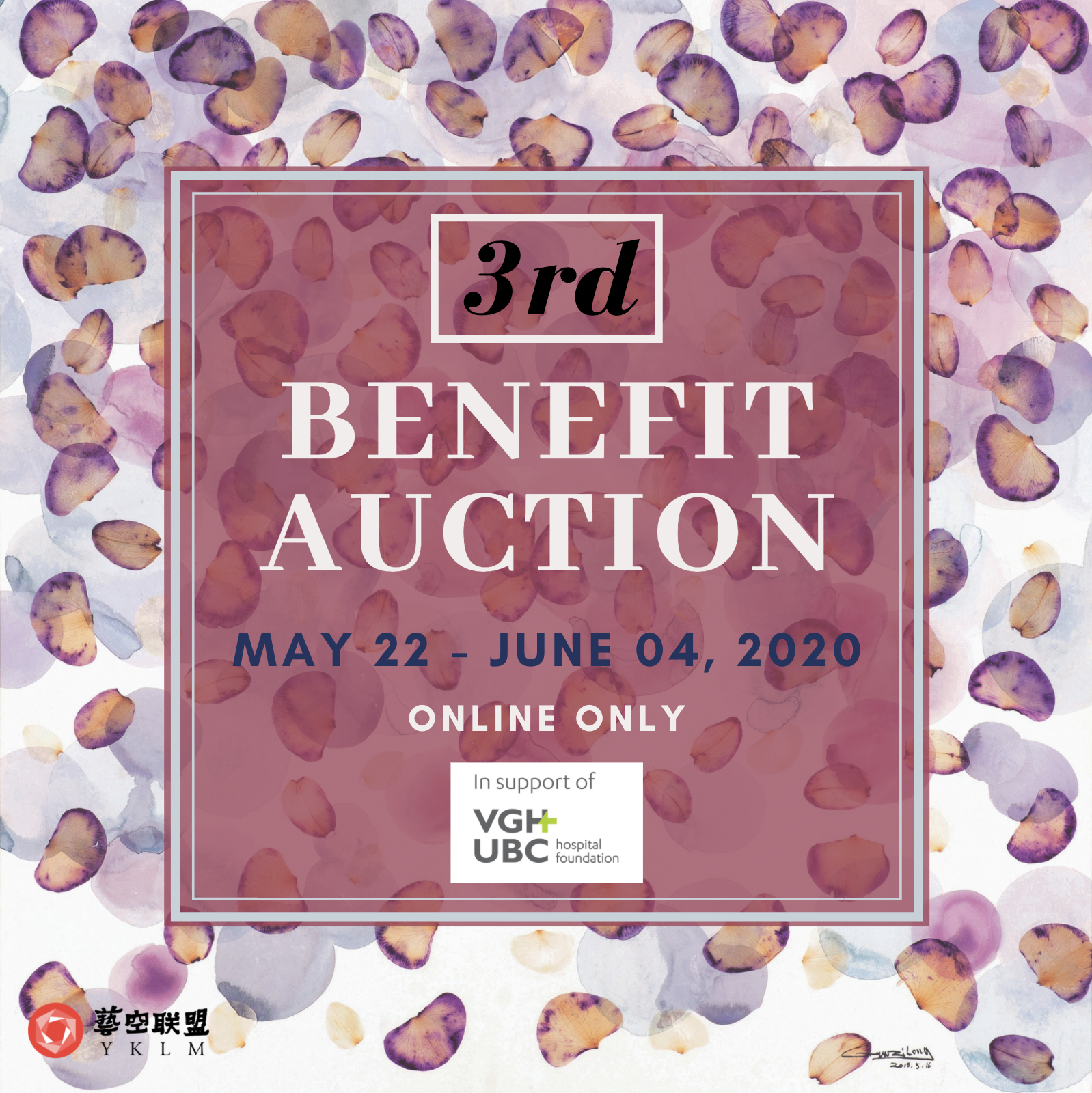 3rd benefit auction_vgh_yklm_online