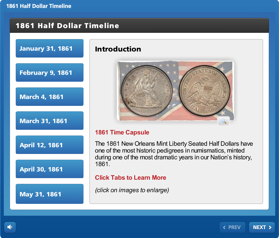 07-Finest-Known_1861-Half-Dollar-Timeline
