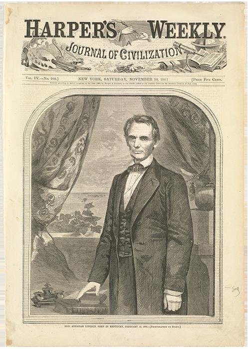 1861-Harpers-Weekly-Civil-War-Newpaper