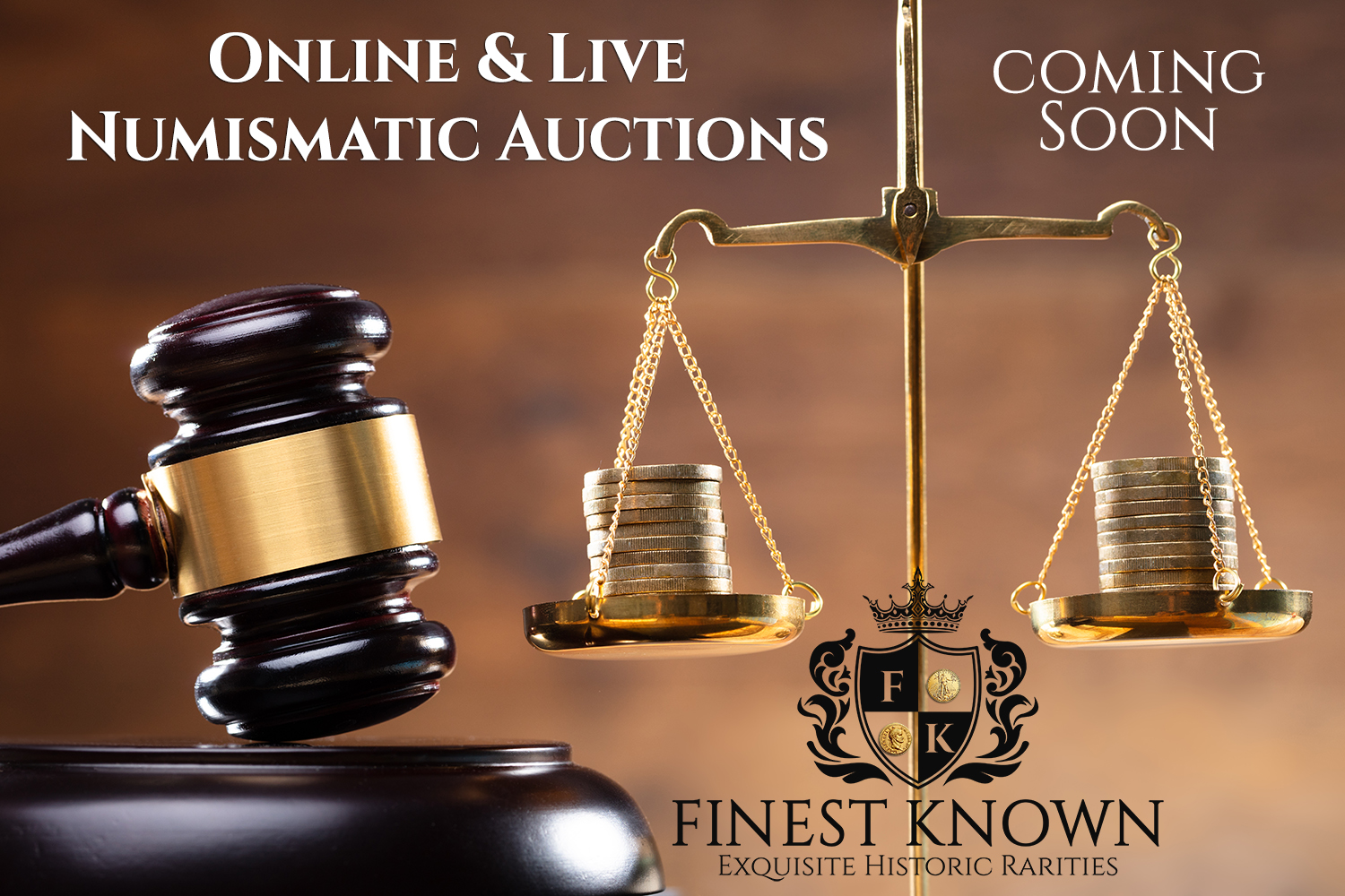 Finest Known Auctions Coming Soon