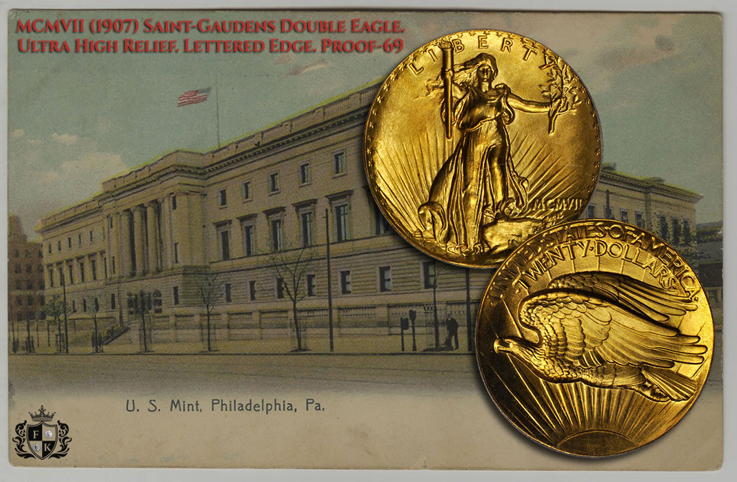 Finest-Known_01-Proof-Coins_1907_St-Gaudens-PR69