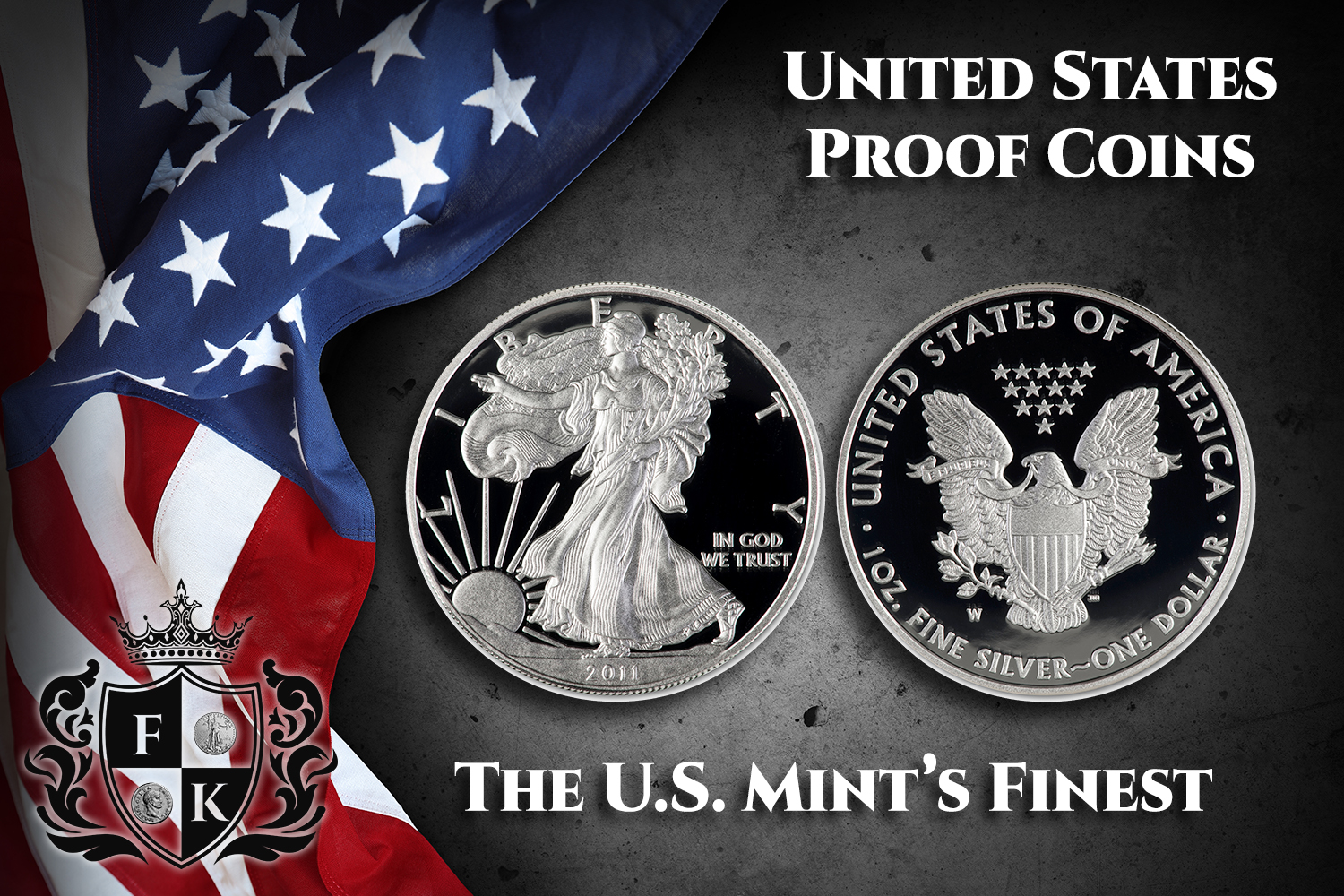 Finest Known US Proof Coins