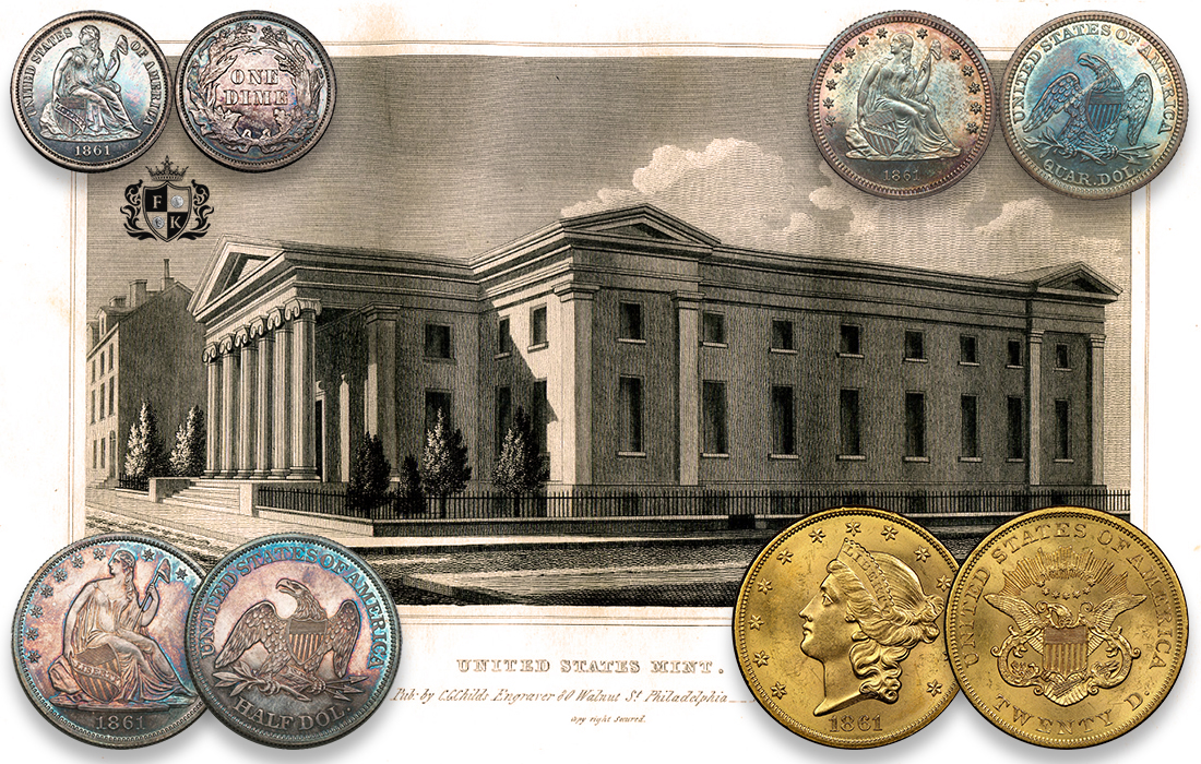 Finest-Known_11-Civil-War-Larger=Coinage