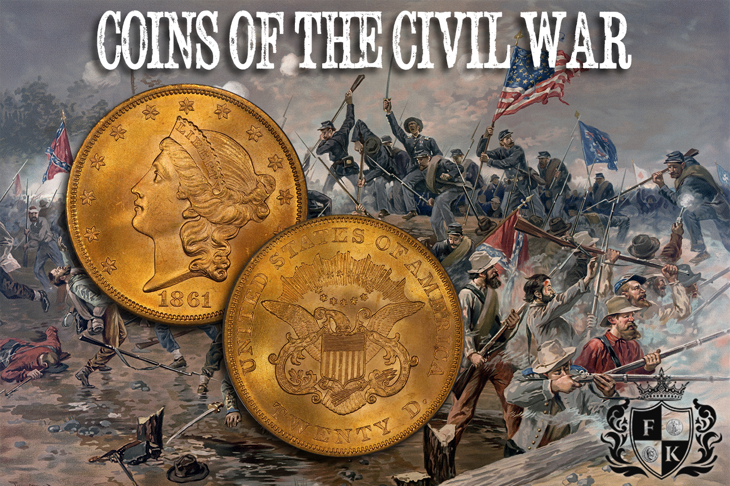 Finest Known Civil War Coinage