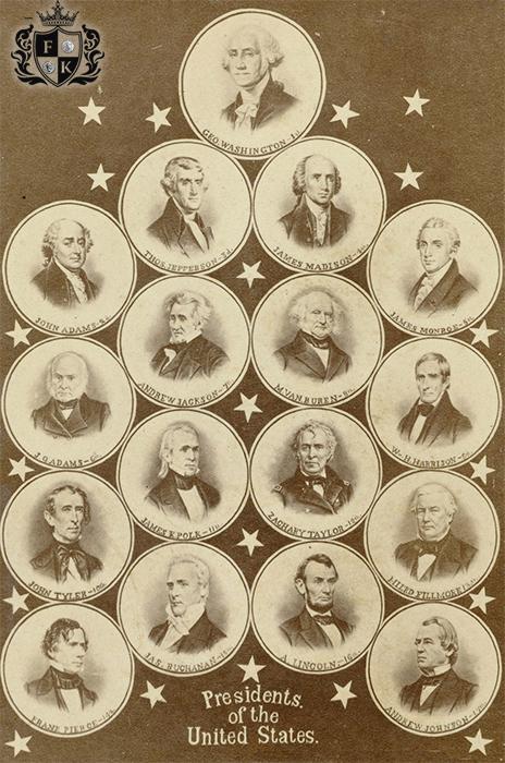 13-US-Presidents