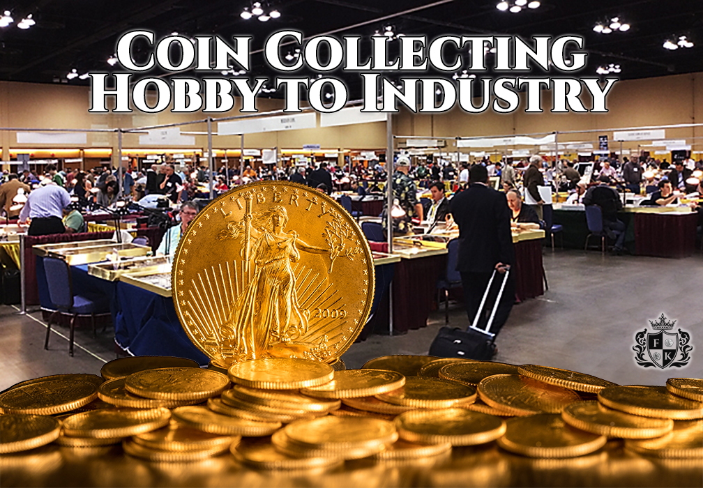Coin Collecting, Hobby to Industry