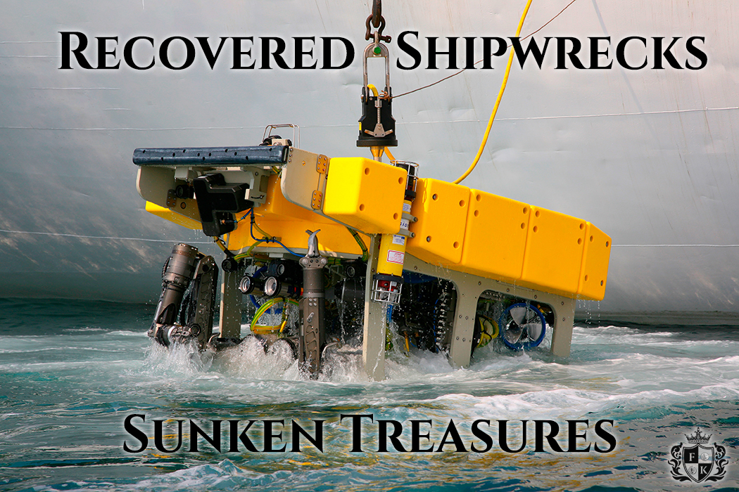 Shipwreck Treasure