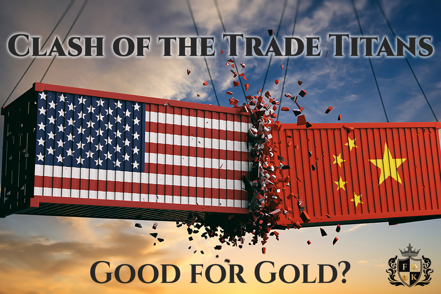 Finest Known Trade Titans Good For Gold